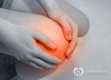 a térdízületek fájdalmának kezelése tablettákkal