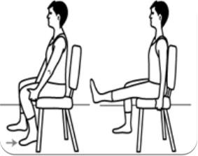 Гимнастика после операции на коленном суставе